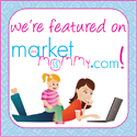 Featured on MarketMommy.com!